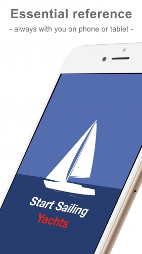 Start Sailing: essential reference - SafeSkipper Boating Apps.