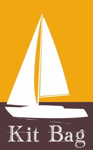 Start Sailing: kit bag. SafeSkipper Boating Apps.