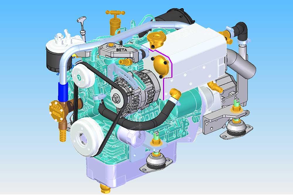 Boat engine basics
