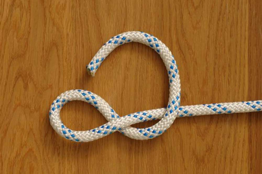 Essential Knots: Figure of eight