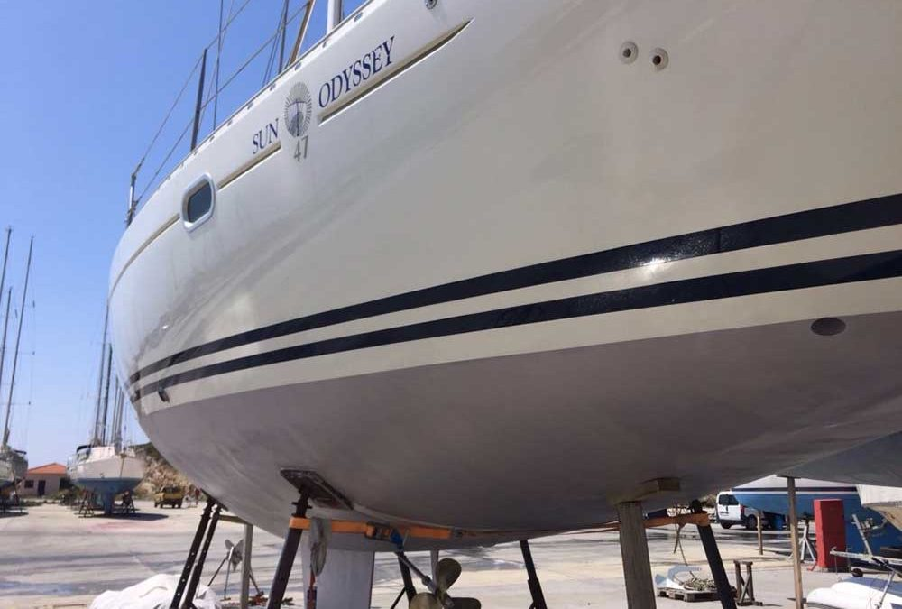 Antifouling for leisure boats – Part 3