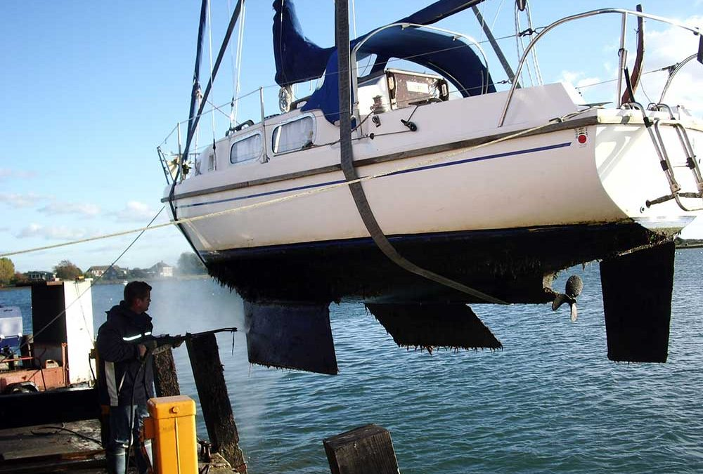 Antifouling for leisure boats – Part 1