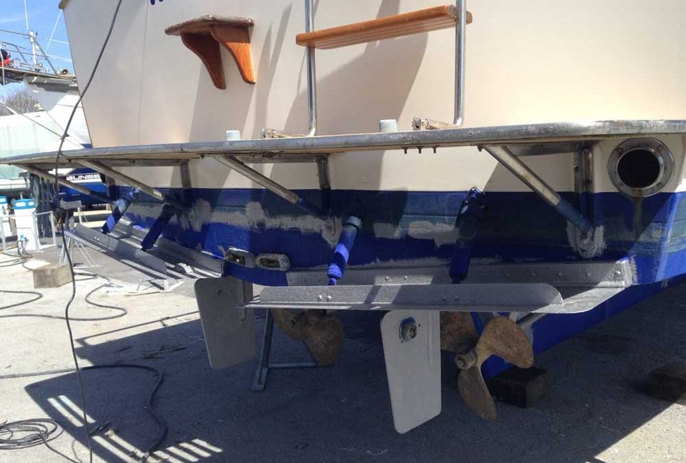 Antifouling for leisure boats – Part 2