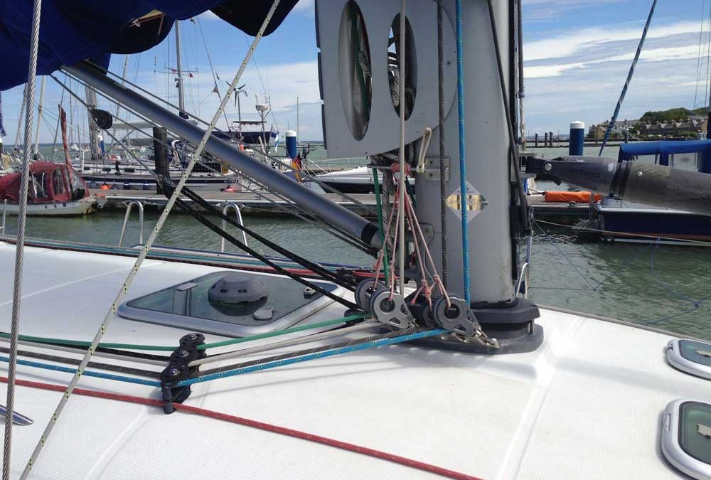 Sail boat rig checks – Part 2
