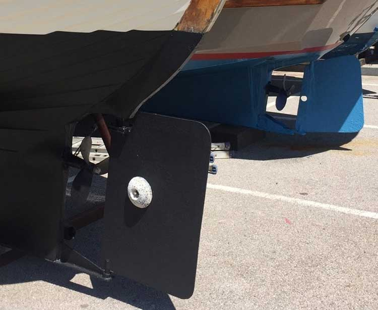 Rudders and steering systems – Part 3