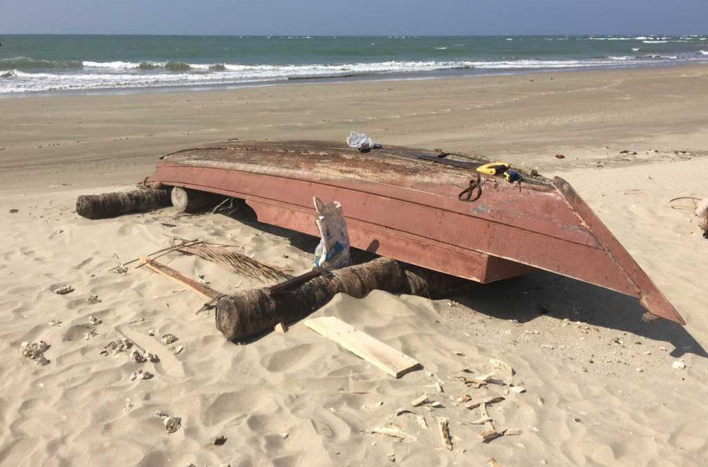 Wooden Hull Repairs