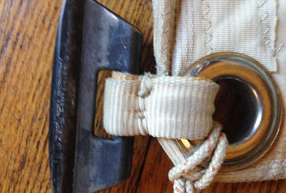 Sail care and maintenance – Part 2