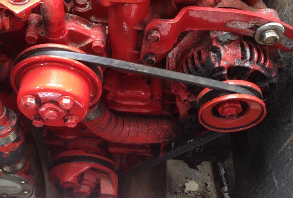 Diesel engine winterisation